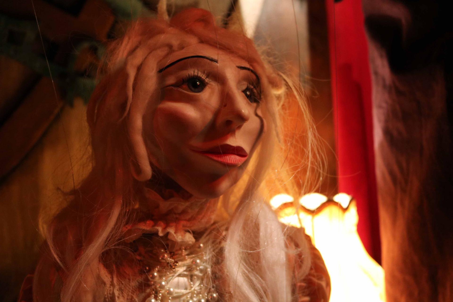 Ludmila et le Mystère du Carillon