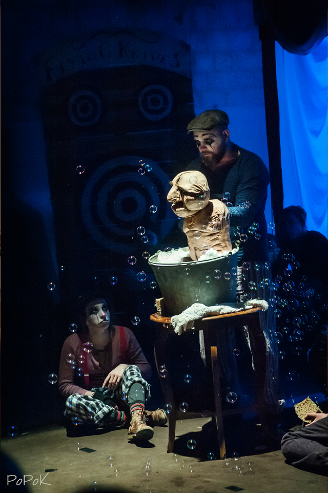 Freaks Le cirque De M Finsky Lutka Marionnettes 2