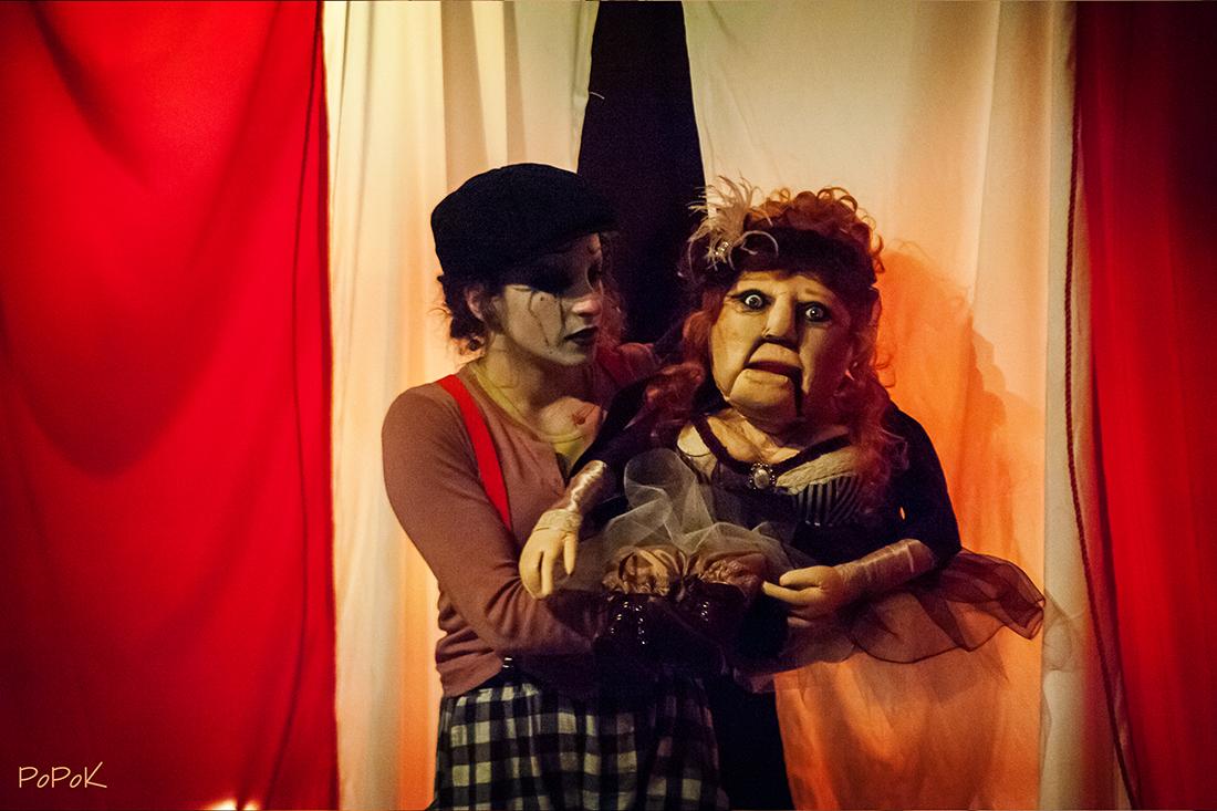 Freaks Le cirque De M Finsky Lutka Marionnettes 4