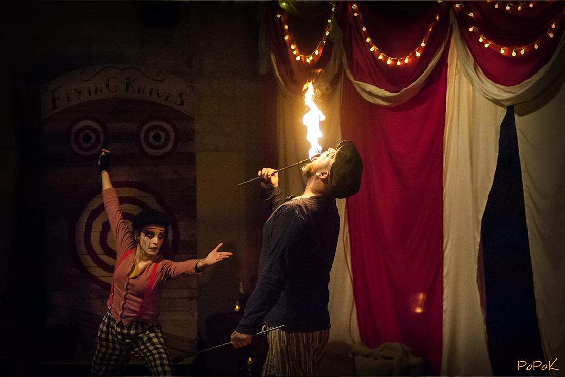 Freaks Le cirque De M Finsky Lutka Marionnettes 3