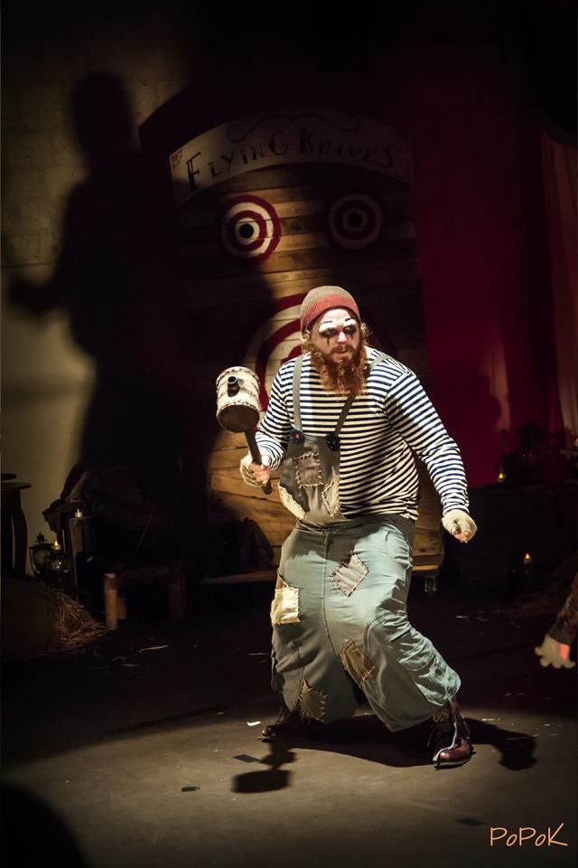 Freaks Le cirque De M Finsky Lutka Marionnettes 8