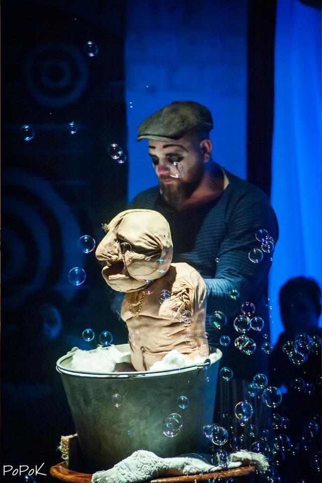 Freaks Le cirque De M Finsky Lutka Marionnettes 12