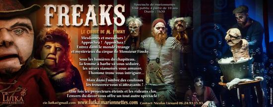Information freaks le cirque de m finsky compagnie lutka 2018 2