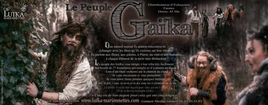 Information le peuple gaika les faunes compagnie lutka 2018 2