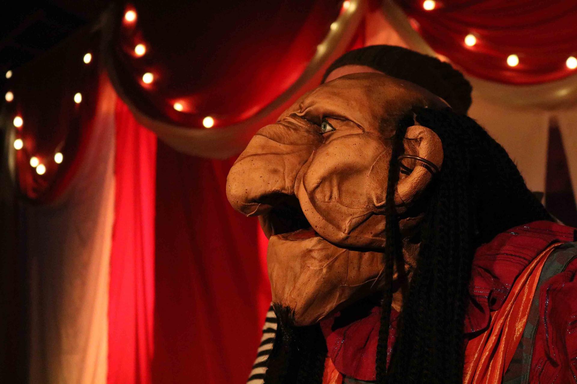 Freaks Le cirque De M Finsky Lutka Marionnettes 13
